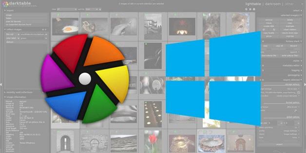 Đây là phần mềm thay thế Lightroom trên Windows, miễn phí và mã nguồn mở