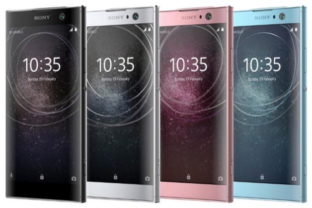 Không cần đợi tới MWC 2018, Sony có thể ra mắt loạt smartphone mới vào 8/1 tới?