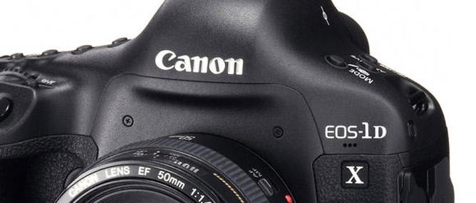Canon 1DX đã bắt đầu vận chuyển?
