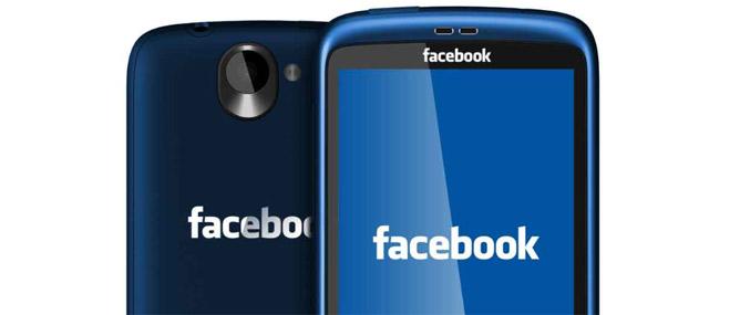 Smartphone Facebook ra mắt năm sau