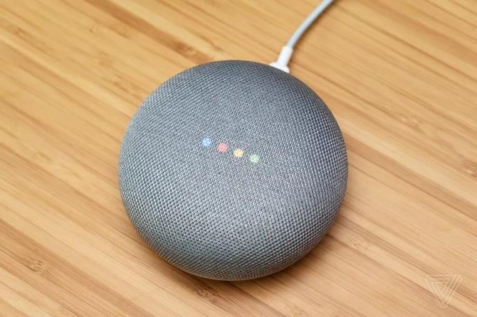 Google đã bán được hơn 6 triệu loa thông minh Home từ giữa tháng 10