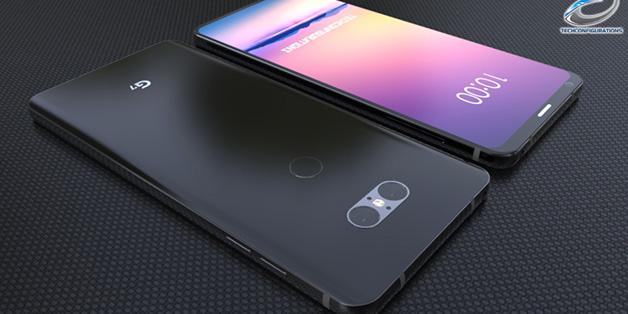 Chưa được công bố nhưng LG G7 đã có ứng dụng mới