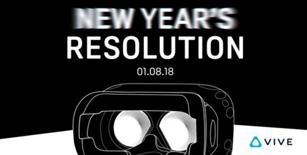 HTC sẽ giới thiệu kính Vive mới tại CES 2018