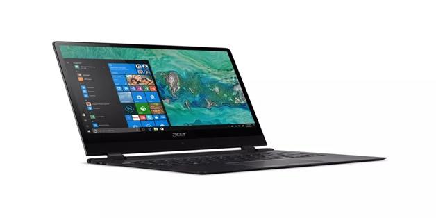 Acer ra mắt Swift 7: laptop máy tính mỏng nhất thế giới, hỗ trợ 4G