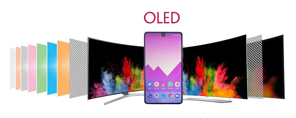 Sự khác nhau giữa màn hình OLED trên TV và trên smartphone