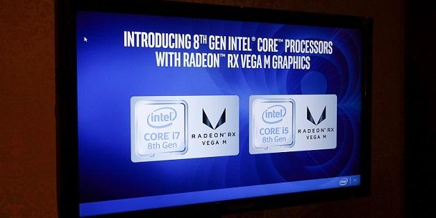 Intel giới thiệu chip Core i5 và i7 tích hợp đồ họa Radeon của... AMD