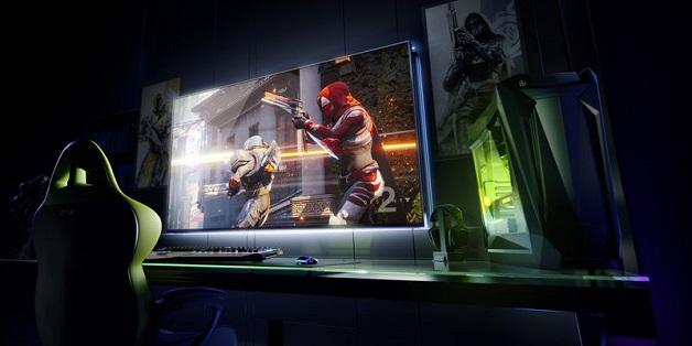 [CES 2018] NVIDIA giới thiệu màn hình gaming 65 inch 4K 120Hz, hỗ trợ G-Sync
