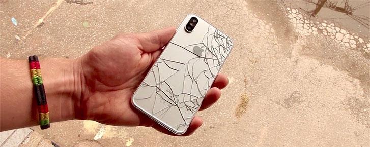 Tại sao vỡ mặt lưng mới là điều đáng sợ nhất trên iPhone 8/8 Plus và iPhone X?