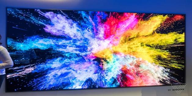 [CES 2018] Samsung công bố TV khổng lồ 146 inch, thiết kế module và tấm nền MicroLED