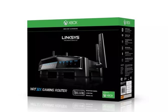 Router mới của Linksys được thiết kế đặc biệt để kết nối Xbox One nhanh hơn