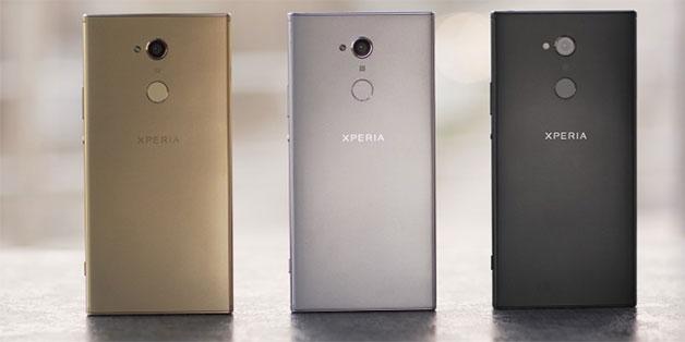 [CES 2018] Sony Xperia XA2 và XA2 Ultra ra mắt: Snapdragon 630, pin đã lớn hơn