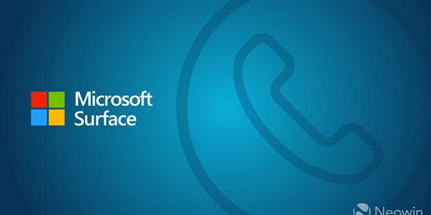Microsoft Trung Quốc vô tình xác nhận sự tồn tại của Surface Phone