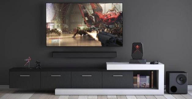 [CES 2018] HP giới thiệu màn hình chơi game BFGD, dịch vụ Game Stream