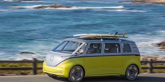 NVIDIA tuyên bố hợp tác cùng Uber và Volkswagen sản xuất xe hơi tự lái