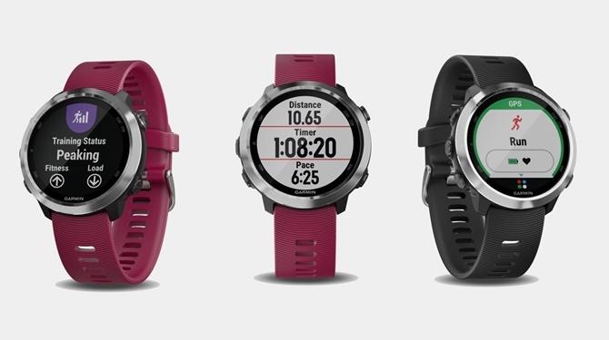 [CES 2018] Garmin Forerunner 645 Music: smartwatch có thể lưu trữ đến 500 bài hát