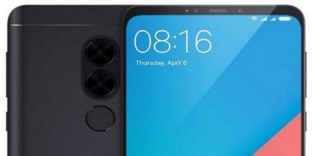 Redmi Note 5 lộ ảnh thiết kế mới với màn hình 18:9, camera kép