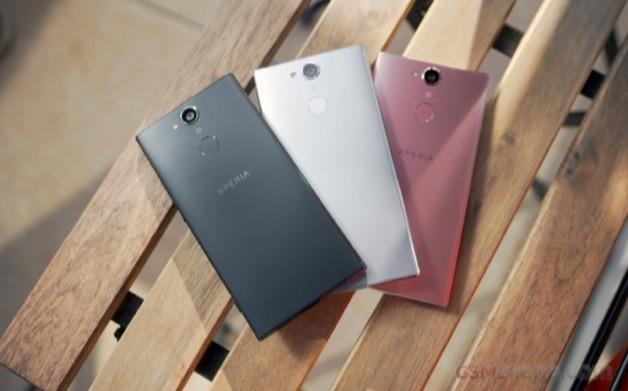 Trên tay bộ ba Xperia XA2, XA2 Ultra và L2: Màn dạo đầu 2018 của Sony