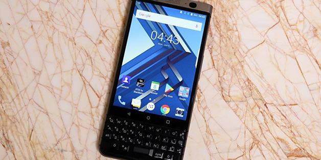 Không dừng lại ở KEYone, sẽ có thêm hai chiếc BlackBerry bàn phím vật lý ra mắt trong năm nay