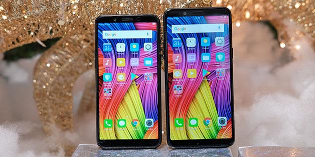 Mở hộp Oppo A83: smartphone màn hình viền mỏng rẻ nhất của Oppo