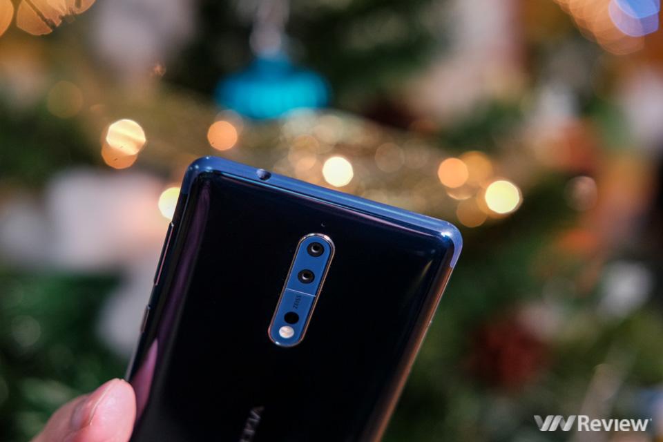 Đánh giá Nokia 8: gì cũng hay, liệu có đáng mua (bài cũ không lên được)? - ảnh 4