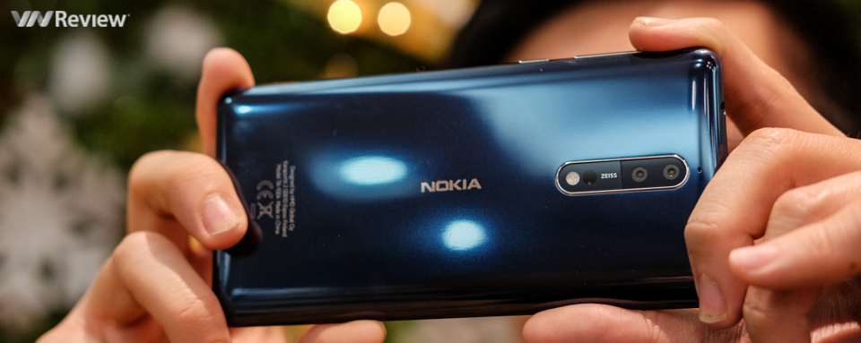Đánh giá Nokia 8: gì cũng hay, liệu có đáng mua?
