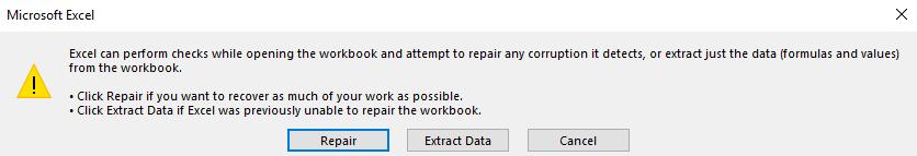 5 cách sửa lỗi Not responding trên Excel - ảnh 9