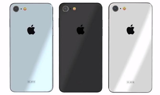 iPhone SE 2 sẽ có mặt lưng kính, sạc không dây? - ảnh 2