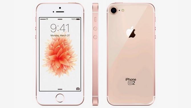 iPhone SE 2 sẽ có mặt lưng kính, sạc không dây? - ảnh 1