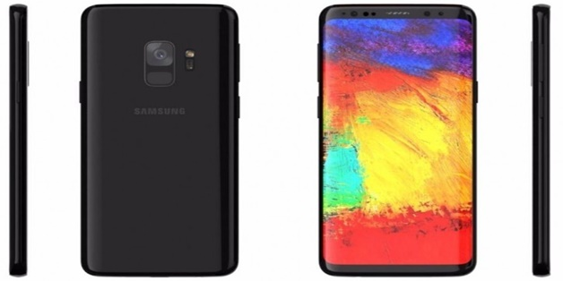 Hộp đựng Galaxy S9 tiết lộ camera có thể thay đổi khẩu độ từ f/1.5 đến f/2.4, tích hợp loa stereo AKG