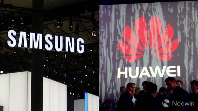 Samsung gặp bất lợi trong cuộc chiến pháp lý mới nhất với Huawei tại Trung Quốc