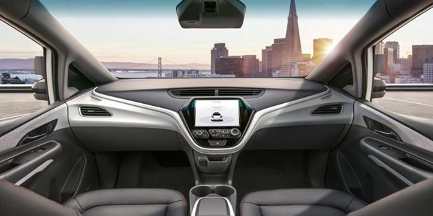 General Motors giới thiệu xe tự lái không có vô lăng