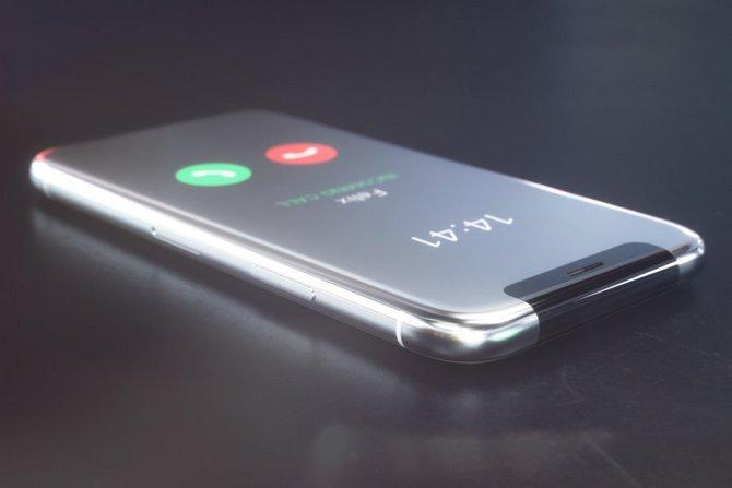 Sẽ ra sao nếu iPhone X là một chiếc điện thoại nắp gập? - ảnh 8