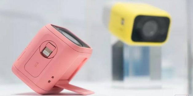 Ấn tượng camera Canon tại CES 2018