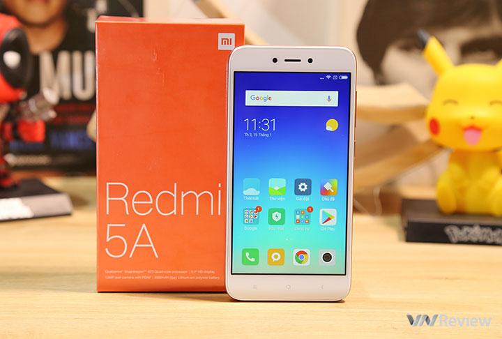 Đánh giá Xiaomi Redmi 5A: Mức giá làm nên tất cả - ảnh 1