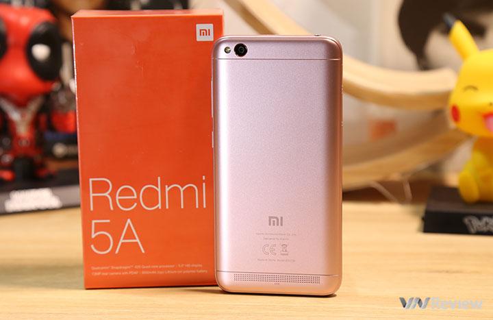 Đánh giá Xiaomi Redmi 5A: Mức giá làm nên tất cả - ảnh 2