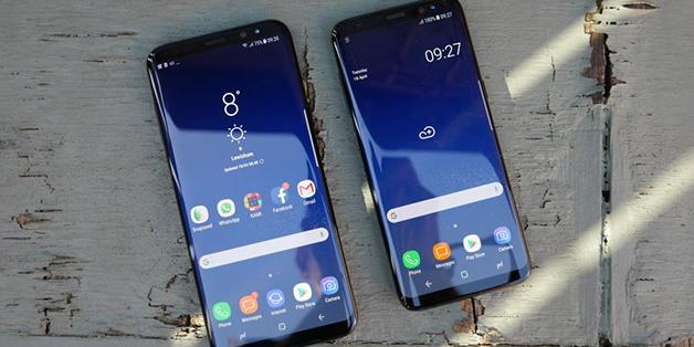 Samsung Galaxy S9 vẫn có dung lượng pin như thế hệ cũ, 3.000-3500 mAh tuỳ phiên bản