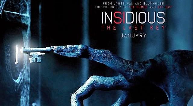 Insidious: The Last Key-Quỷ Quyệt 4: Chìa Khóa Quỷ Dữ