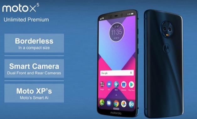 """Rò rỉ lộ trình ra mắt smartphone 2018 của Motorola, Moto X5 có cả """"tai thỏ"""""""