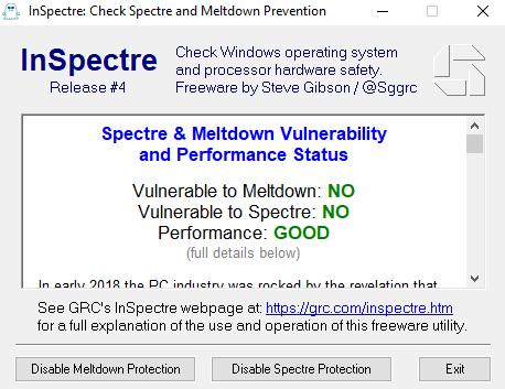 Hướng dẫn cài đặt bản cập nhật BIOS vá lỗ hổng Spectre cho máy tính Windows