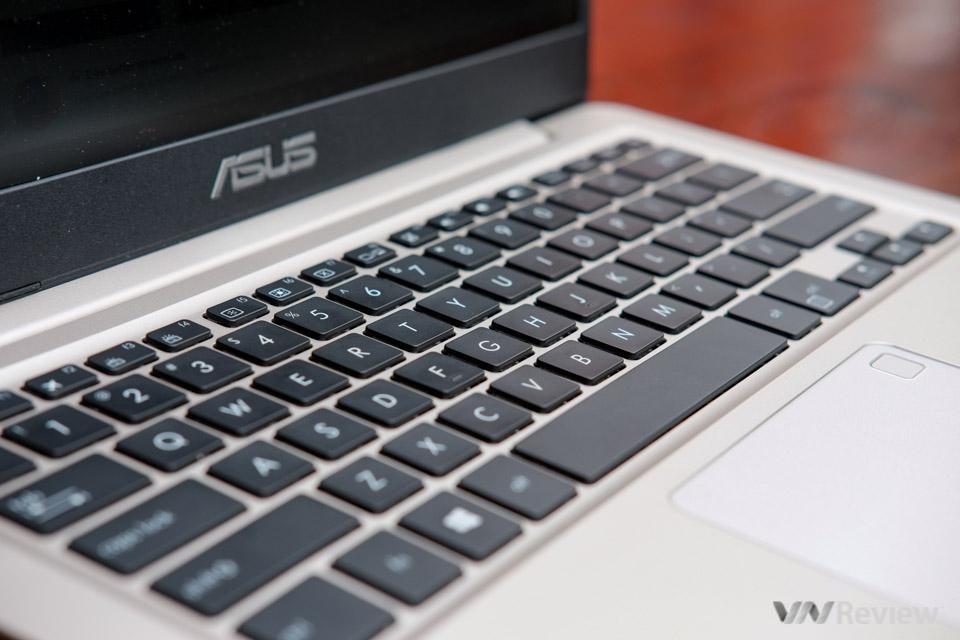 Đánh giá nhanh Asus Vivobook S410: mỏng nhẹ, mở khóa vân tay
