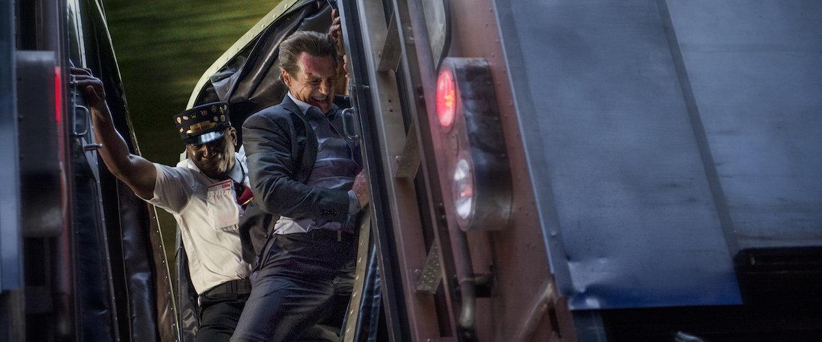 Đánh giá phim The Commuter (2018) - Màn rượt đuổi cuối cùng của Liam Neeson