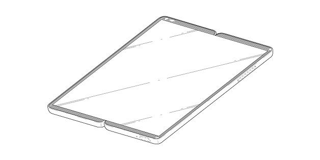 Lộ bằng sáng chế của LG, chiếc điện thoại có khả năng gập, có thể chuyển thành tablet