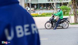 Ứng xử với Grab, Uber: Tiền lệ cho chính sách thời công nghệ 4.0