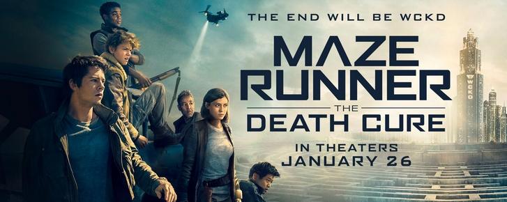"""Chờ đợi cuối tuần để """"giải mã mê cung"""" Maze Runner: The Death Cure"""