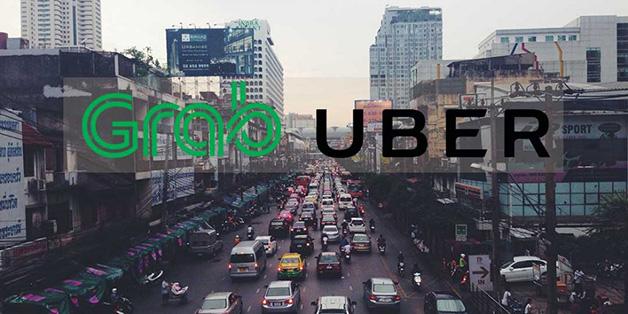 Tin rò rỉ: Grab đang đàm phán thâu tóm bộ phận Đông Nam Á của Uber