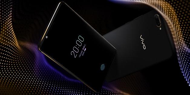 Vivo chính thức ra mắt smartphone đầu tiên trên thế giới đưa cảm biến vân tay lên màn hình