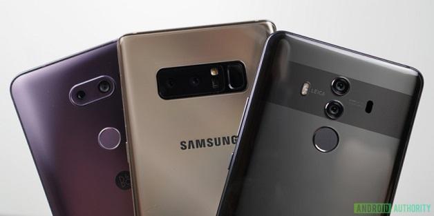 Nếu Huawei và LG không mang smartphone cao cấp đến MWC, lỗi tại Galaxy S9