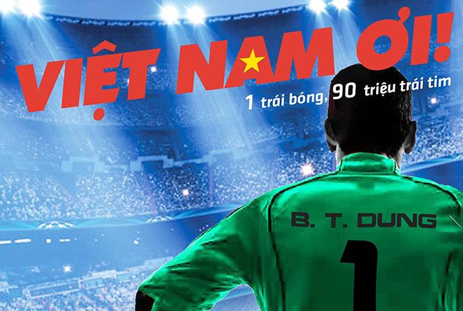 Sắp khởi động dự án làm phim về thủ môn đội tuyển U.23 Việt Nam