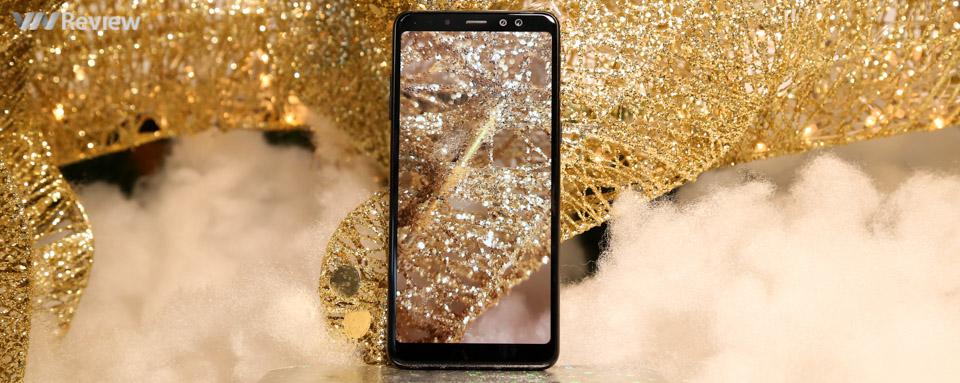 Đánh giá Samsung Galaxy A8+ (2018): tiến gần hơn đến phân khúc cao cấp
