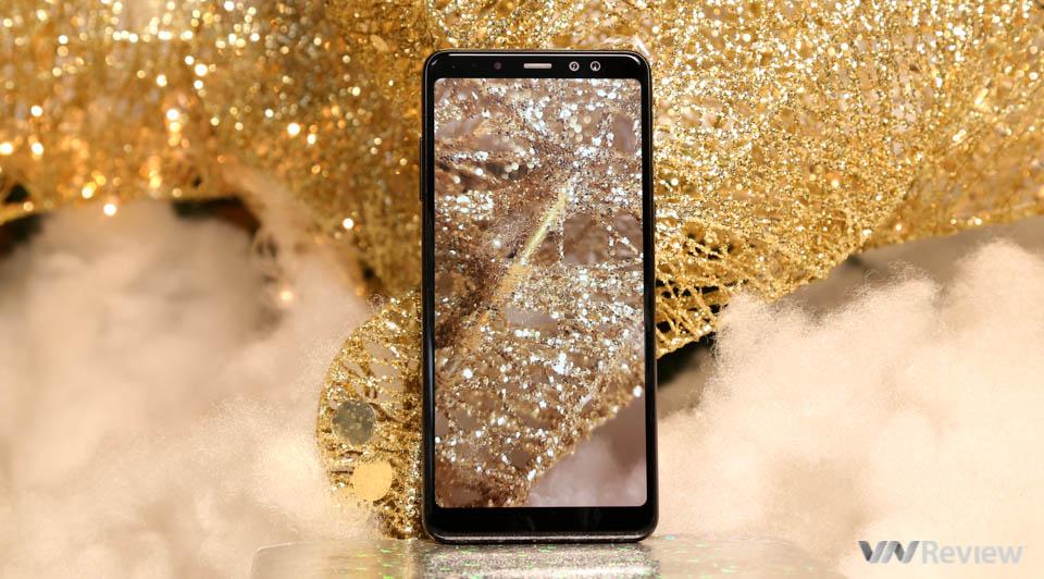 Đánh giá Galaxy A8+ 2018